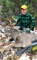 2019: Brenden House of Broadalbin, NY with a 7-pointer taken Nov. 10 in Hamilton County.