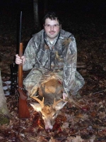 2019: Owen Martin with his 115-pound, 8-pointer taken on Nov. 25 in Willsboro, Essex County.