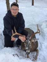 2019: Brian Leichty, with a 7-pointer take Dec. 7 in Boonville, Oneida County.
