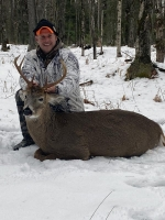 2019: Joe Van Valkenburg: 130-pound, 8-pointer taken Nov. 24 in Oneida.