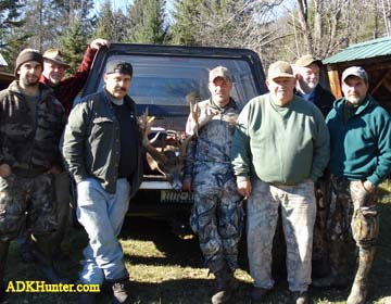 2010: Bob LaVerne of Indian Lake, 21-pointer, Gooley Club