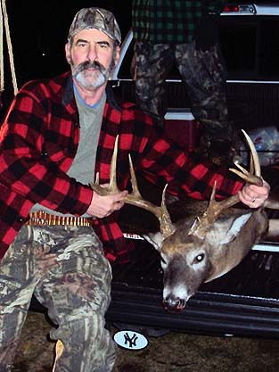 2012: Fred Stannard of Queensbury, NY, 12-pointer, Warren County