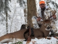 2016: Ben Secor of Remsen: 172-pound, 10-pointer taken Nov. 20 in the Western Adirondacks