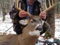 2017: Gary Reed took this 10-pointer in the Town of Newcomb, Essex County on Nov. 14.