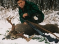 2002: Ray Porzio's Birthday buck, Nov. 16, 2002, Hamilton County