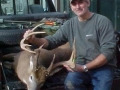 2002: Tony Dumwaw of Carthage, NY, big archery buck taken on Ft. Drum
