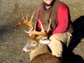 2006: Elija Beldon of Fort Ann, NY, 12-pointer, 185-pounds, Newcomb, NY