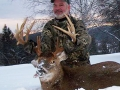 2008: Howard Fuller, 18-pointer, late muzzleloader, Ticonderoga, NY