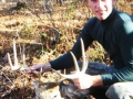 2010: Matt Harris of Hadley, NY, 10-pointer, 152-pounds, Sartoga County