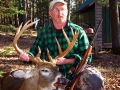 2010: Rich Ryan of Queensbury, 10-pointer, 240-pounds, Milebrook Sportsmans Club, Santa Clara, Franklin County