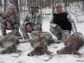 2010: Jim Massett, Joe DiNitto, Steve Grabowski with their late season bucks