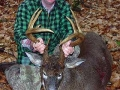 2011: Andy Pauls of Long Lake, NY, 9-pointer, 175-pounds, Long Lake, NY
