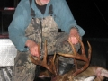 2011: Joe Koch, 16-pointer, late muzzleloader, Schroon Lake