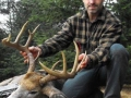 2011: Mark Shelhamer, 11-pointer, 145-pounds, Herkimer County