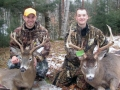 2012: Brendan Quirion of Saranac Lake and John Schroeder of 