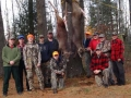 2013: Kevin Krohn, Spike; Mark Miller, 8-pointer, 183-pounds, Racker Vly Hunting Club, Bleeker, NY