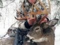 2014: Dave Williams, 10-pointer, 165-pounds, Hamilton County
