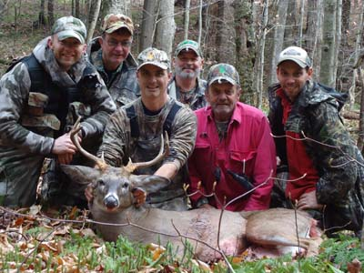 The High Hope Gang and a wide 170-pound, 8-pointer.