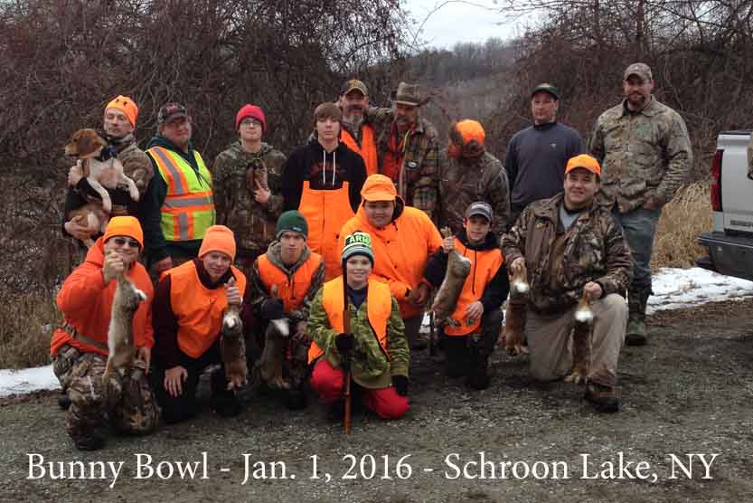 Bunny Bowl - Jan. 1, 2016 - Schroon Lake, NY