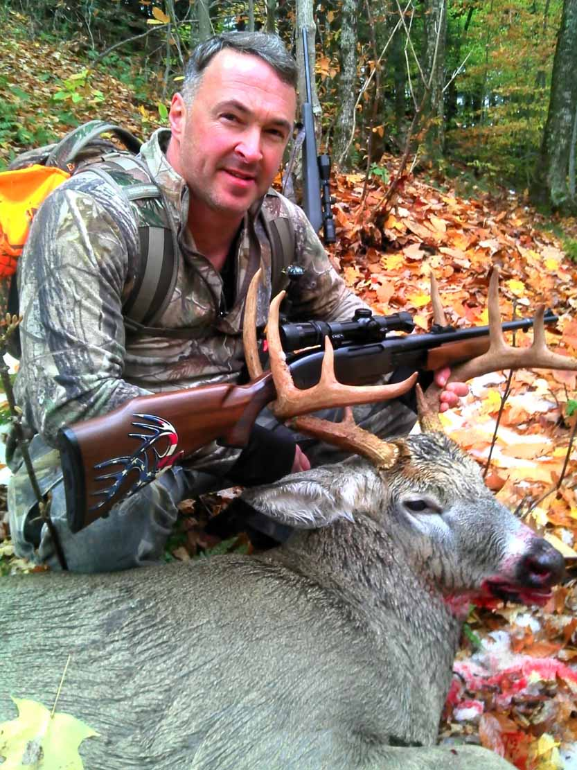Pete Rickert: 196-pound, 10-pointer taken Oct. 20 in Wells, Hamilton County