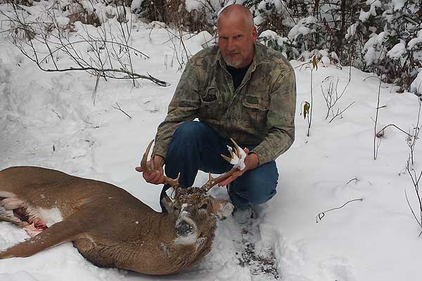 2016: Robert Clausen with a 165-pound Hamilton County 9-pointer taken Nov. 22