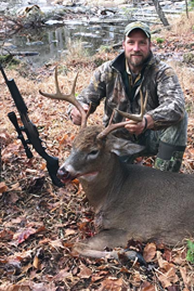 2016: Eric Boek of Boonville with a 155-pound, 8-pointer taken Nov. 12 in Herkimer County.
