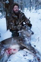 2019: Robert Brouillette of Ogdensburgm, NY: 143-pound, 4-pointer taken Nov. 14 in Long Lake, Hamilton County.