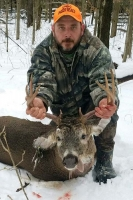 2018: David Vivlamore of Herkimer, NY: 8-pointer taken Nov. 17 in Herkimer County