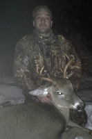 2018: John Cucchiara, 160-pound, 8-pointer taken Nov. 24 at the Mary Sainato Hunting Club in Stratford, Fulton County.