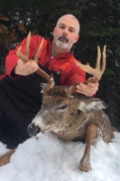 2018: Karl Abrams, Piseco, NY 185-pound, 9-pointer taken Nov. 29 in Arietta, Hamilton County.