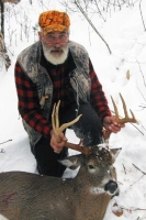 2018: Steven Szvetics, Johnstown, NY: 155-pound, 10-pointer taken Nov. 19 in Speculator, Hamilton County.