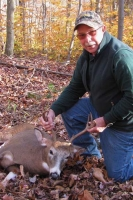 2017: Charlie Brown of Syracuse with a 175-pound, 7-pointer taken Oct. 21 (Opening Day) in Tupper Lake, Franklin County