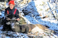 2017: Don Therre of North Syracuse, 175-pound, 8-pointer taken Nov. 10 in Colton, St. Lawrence County.