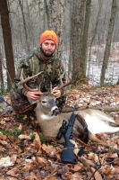 2017: Ryan Shine of Hartford, NY with a Hamilton County 9-pointer taken Nov. 12.