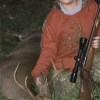 """Dan """"Remi"""" Coltrain Jr. with a fine155-pound, 6-pointer taken Oct. 8 in Fort Edward during the Youth Hunting Weekend"""