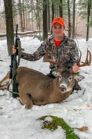 2018: Christian Bills, Edinburg, NY. 170-pound, 10-pointer taken Nov. 25 in Edinburg, Saratoga County.