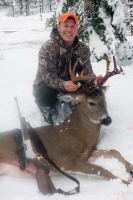 2018: Joe Van Valkenburg's 168-pound, 11-pointer taken Dec. 1 in Oneida County.