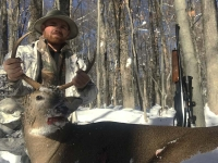 2018: Zachary Wakeman, Herkimer County 6-pointer taken Nov. 23